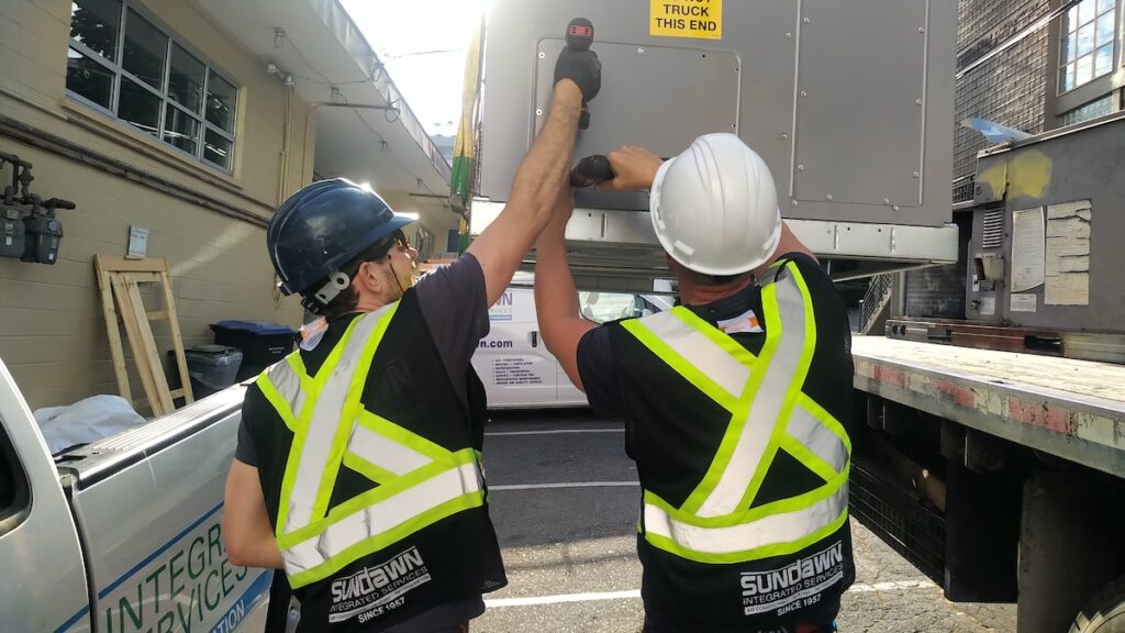 Commercial Heating Contractors Canada | Sundawn Vancouver, Mississauga